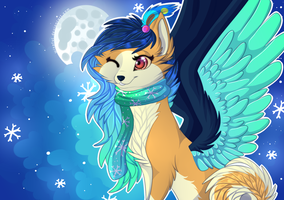 Winter Night Sonata by Kitsurie