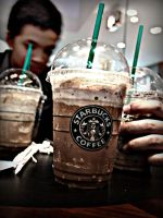 starbucks by BenzGerry