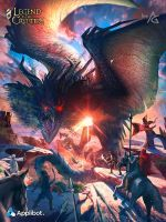 Red Eyes Black dragon 2 by AnthonyGeoffroy