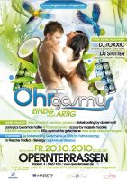 ohrgasmus party by homeaffairs