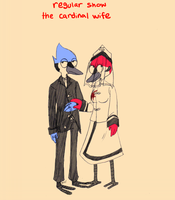 The Cardinal Wife by sewerMonstar