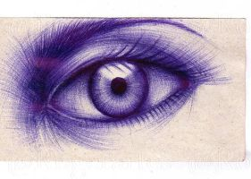 eyes by RogerArtes