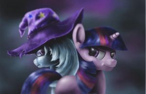 Magic Duel by Reillyington86