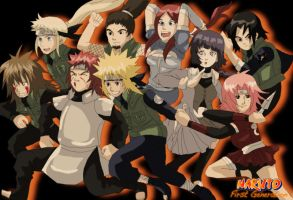 Naruto: First Generation by Nishi06