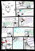 OCs Earth One Day Trip 6 by Evelynism