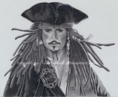 Jack Sparrow by OliviasArtwork