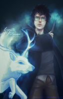 The Patronus by bunnypirates