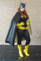 Batgirl: I Have my nights. by stitchesandsongbirds