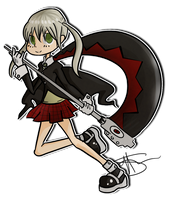 Maka Albarn by rainyfurz