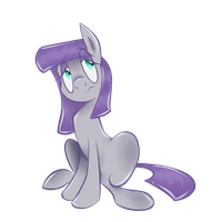 Maud Pie by RockfordRedsocks