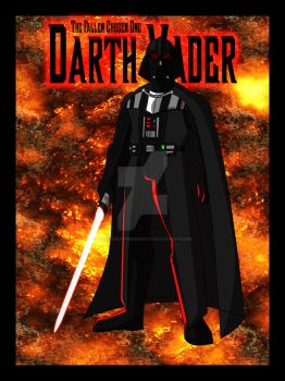 Lords of the Sith- Darth Vader 2.0 by TheScarletMercenary
