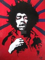 Enter the Hendrix by psychedelics