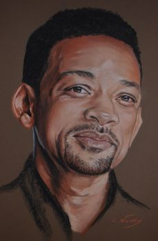 Will Smith by Andromaque78