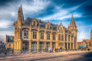 Gent by elvistudio