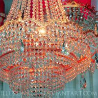 chandelier by illusionality