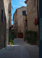 Tuscan Architecture 04 by kuschelirmel-stock