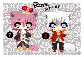 Royal neko Boys - Auction - CLOSED by Ayuki-Shura-Nyan