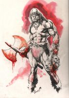 CONAN by justbuzz