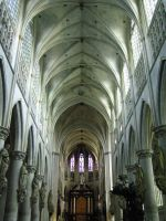 St Rombouts Cathedral by Mavali
