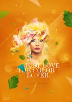 Just Love The Color Lover by karmagraphics