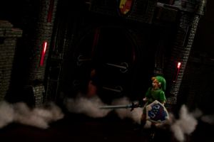 Another castle, more Rupees by SalemCrow