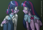 Twilight Meets Twilight by Bananers97