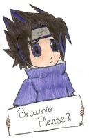 Sasuke Chibi by Hephesta by POTU-Fan-Club