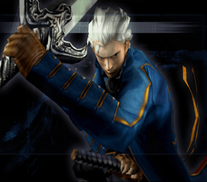 Devil May Cry 3 SE - Force Edge Vergil Clear 2 by Elvin-Jomar
