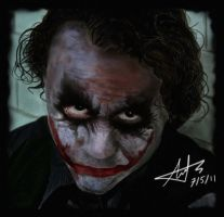 Joker by AndiMoo