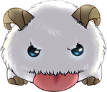 Ravenous Poro by AxlRosie