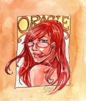 Oracle by Pandablubb