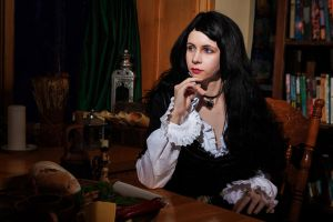 Yennefer (The Witcher: Blood of elves) 6 by Fealin-Meril