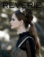 Reverie Magazine issue 6 cover by DmajicPhotography