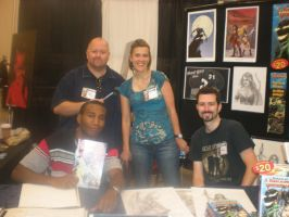 Pittsburgh Comicon 2 by DamageArts