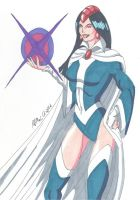JLA- The Spellcaster by RobertMacQuarrie1