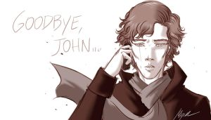 I'm so Sorry, John by Myed89