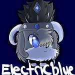 ElectricBlue by cutiepiegirl95