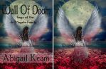 Wall of Doom book cover by KarinClaessonArt