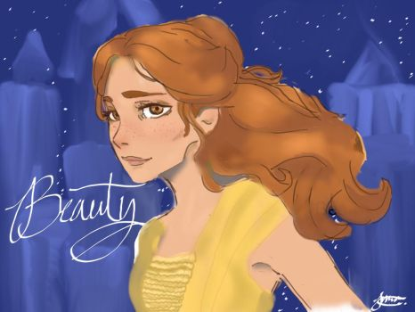 Belle by campHB2010