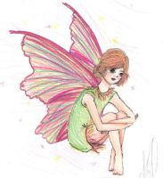 Little Fairy by Arasha