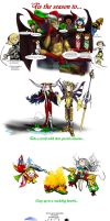 Dissidia December by QuaterComet