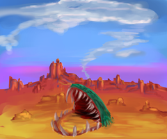 Comix zone desert by MinDream6