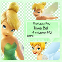 Tinker Bell Photopack Png by reynaediciones