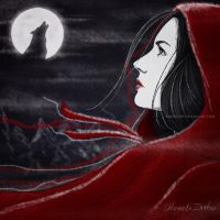 Red Riding Hood by ribkaDory