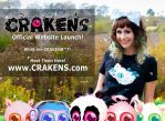 CRAKENS Official Website by MHSU