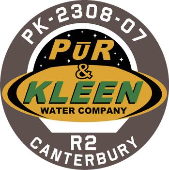 Canterbury Pur and Kleen Logo From The Expanse by viperaviator
