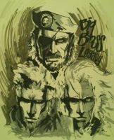 Big Boss' legacy by drios
