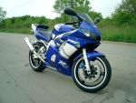 2000 YZF R6 by beezer
