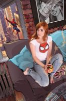 Mary Jane by Alinechan