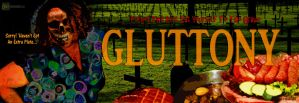 Gluttony: Haven't Got An Extra Plate by Deviant-Sentient